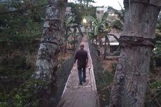 Lihat Jembatan Reyot, Camat Jagakarsa Akan Minta Perbaikan ke Wali Kota Jaksel