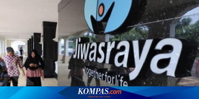 Jiwasraya Belum Sampaikan Laporan Keuangan 2018 Ke Ojk Halaman All Kompas Com
