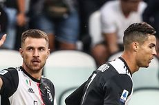 Keramahan Ronaldo Bikin Ramsey Cepat Beradaptasi di Juventus