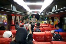 Antisipasi Warga Ikut Aksi People Power, Polisi Razia Terminal dan Stasiun Kereta