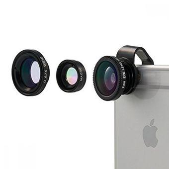 Cara kerja lensa sekunder di kamera ponsel dalam paten baru BlackBerry mirip dengan aksesori lensa clip-on. Hanya saja, lensa sekunder sudah terintegrasi langsung di keyboard slider.