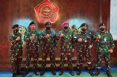 Deretan 5 Perwira Tinggi Marinir yang Naik Pangkat