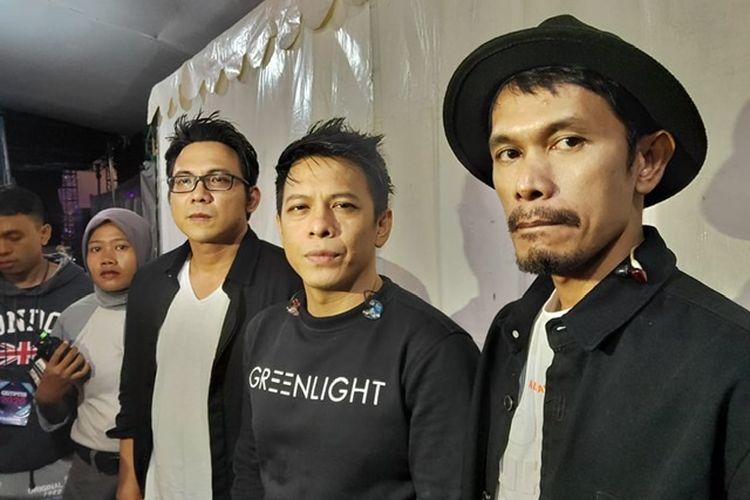 NOAH saat dijumpai di Pantai Carnaval Ancol, Jakarta Utara, Selasa (31/12/2019).