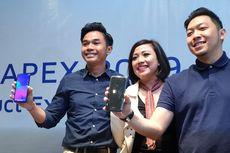 Vivo Pamer Apex 2019 di Jakarta, Ponsel Unik Tanpa Tombol dan Konektor