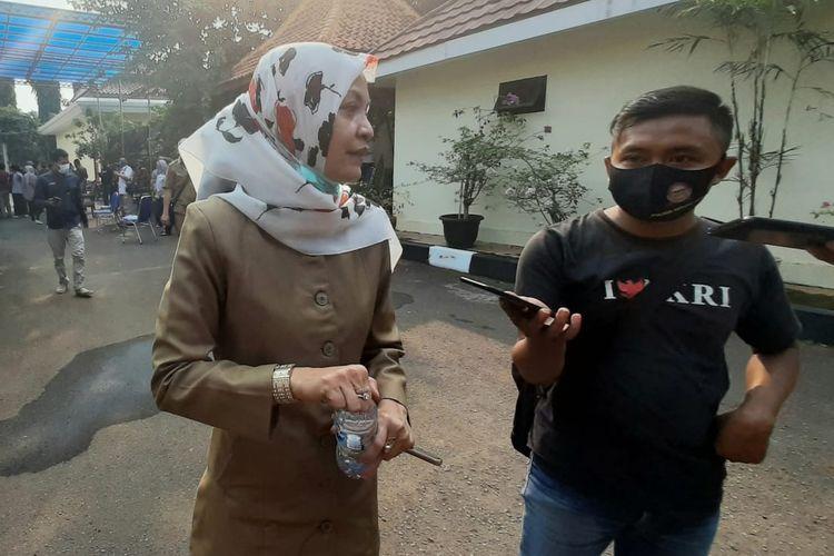 Kepala Dinas Kesehatan Provinsi Banten dr Ati Pramudji Hastuti