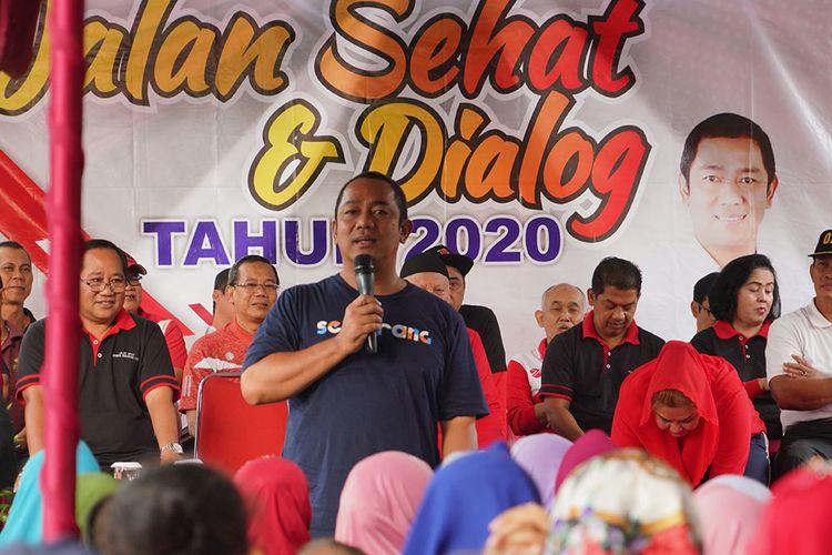 Cegah Banjir, Hendi Imbau Pembangunan Kota Semarang Jangan Sampai Membabi Buta