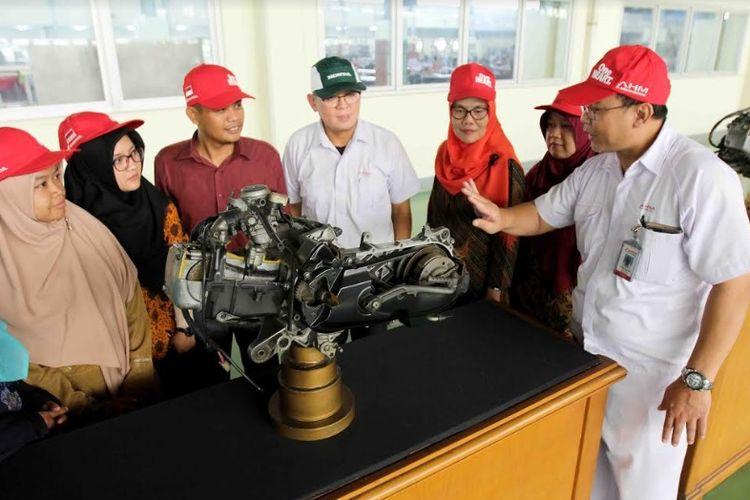 Beasiswa Pendidikan Astra Honda Motor