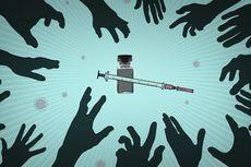 Pemerintah Siapkan Sistem Pendataan Digital untuk Kelompok Prioritas Vaksin Covid-19