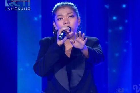 Ibunda Ainun Irsani Menangis Saat Anaknya Tersingkir dari Indonesian Idol X