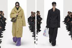 Balenciaga Gelar Peragaan Busana dengan Model Kloningan