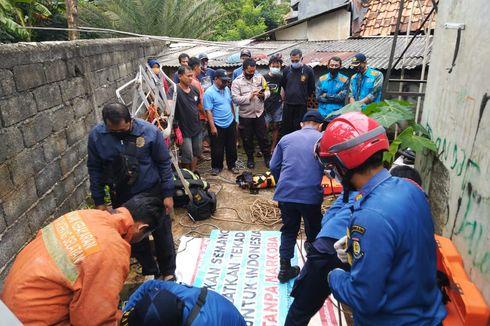 Tiga Hari Hilang, Pria Lansia Ditemukan Tewas di Dalam Sumur di Pamulang