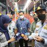 Naik Suroboyo Bus Kini Bisa Bayar Pakai Kartu e-Money, Penumpang Dapat Jaminan Asuransi Kecelakaan