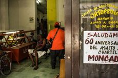 Kuba Peringati 60 Tahun Revolusi Komunis