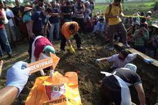 Wanita yang Dikuburkan di Fondasi Dibunuh dengan Racun, 5 Menit Korban Tewas