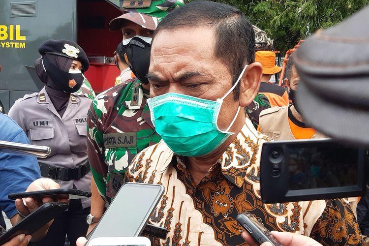 Wali Kota Solo, FX Hadi Rudyatmo di Solo, Jawa Tengah, Selasa (27/10/2020).