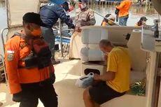 Detik-detik Kapal Yacht dari Australia Dibegal di Perairan Lampung