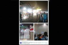 Ada Kebakaran di Terminal 2 Bandara Soekarno Hatta?