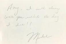 Cerita di Balik Surat Cinta Michael Jordan yang Terjual Rp 372 Juta