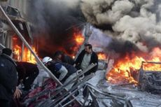 Amnesty International Tuding Suriah Lakukan Pelanggaran Berat HAM