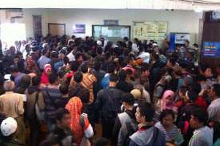 Kantor Samsat Kota Bekasi, Jawa Barat,