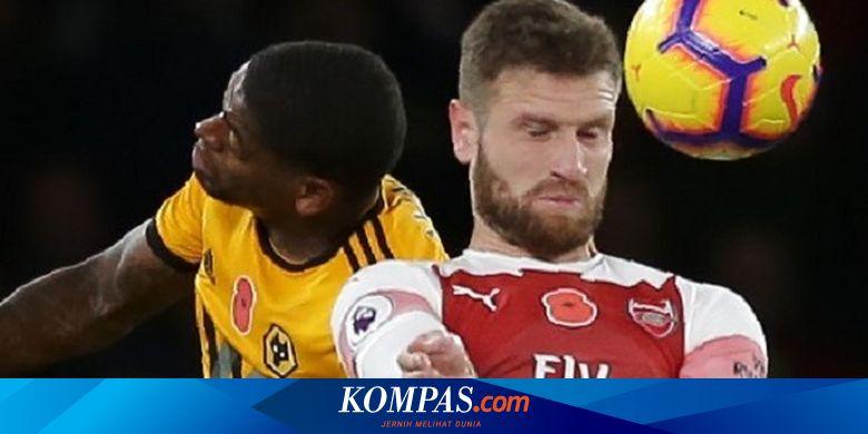 Kekecewaan Mustafi Sebelum Arsenal Kalahkan Chelsea dan Juara Piala FA