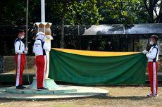 Menpora Tinjau Latihan Paskibraka 2020 Jelang Peringatan Kemerdekaan