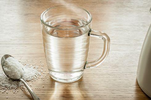 Redakan Sakit Tenggorokan dengan Berkumur Air Garam