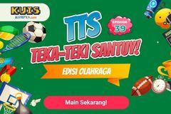 TTS - Teka - teki Santuy Ep.39 Edisi Olahraga