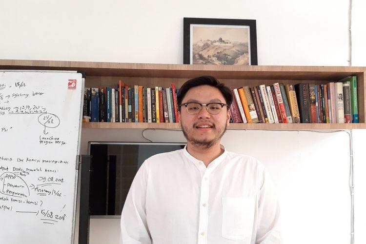 William Aditya Sarana, Anggota DPRD DKI periode 2019 - 2024 dari PSI