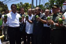 Menteri Pertanian: Negeri Kita Subur, Jangan Biarkan Lahan