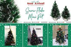 Di Tengah Pandemi, Penjualan Pohon Natal secara Online Masih Ramai