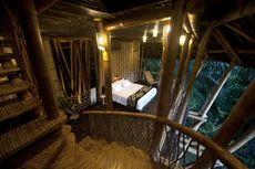 Sabtu Rebahan di Bali, Staycation Tenang di 5 Vila Bambu