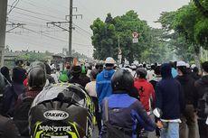 Polisi Tangkap 200 Simpatisan Rizieq Shihab di PN Jakarta Timur, Ada yang Membawa Senjata Tajam