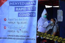 AP I: Penumpang Kurang Siap saat Rapid Test Antigen Hari Pertama
