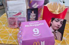 Cerita Pegawai McDonald's Layani Order BTS Meal, Kerja Cepat hingga Dicaci Pengantar Makanan