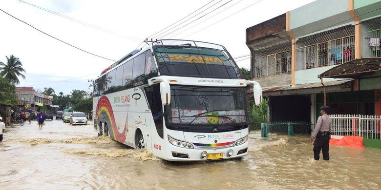Trayek Bus Akap Yang Dipenuhi Bus Mewah Medan Aceh