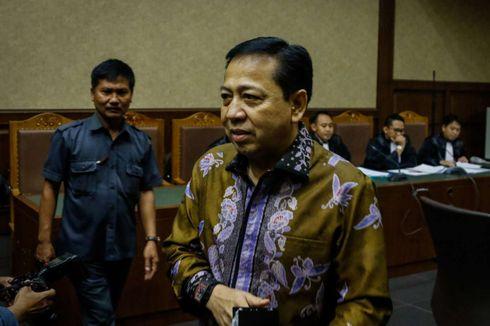 KPK Duga Setya Novanto Mengetahui Kasus Korupsi PLTU Riau-1