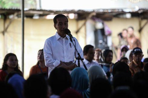 Debat Pertama, Jokowi Siap Jawab Kasus Novel dan Penyelesaian HAM Masa Lalu