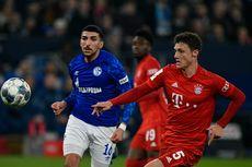 Schalke 04 Vs Bayern Muenchen, Joshua Kimmich Bawa The Bavarian Unggul