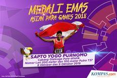 Sukses di Asian Para Games, Para-atletik Indonesia Tatap Paralimpiade