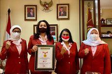 Jadi Garda Depan BDR dan Edukasi Masyarakat, Kowani Raih Penghargaan MURI