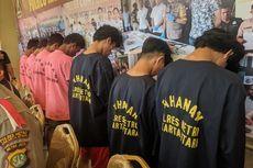 Tawuran Antargeng di Tanjung Priok, Sapu Lidi hingga Peti Jadi Senjata