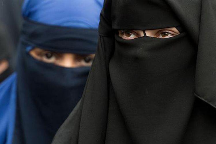 Ilustrasi burka