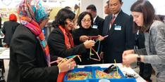 Tenaga Kependidikan Indonesia Magang ke Melbourne
