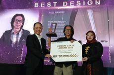 Para Pemenang Lomba Desain Handle Pintu Kenari Djaja Awards 2021