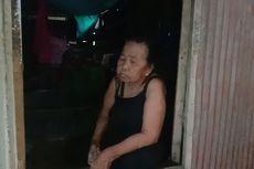 Kisah Nenek Saparia yang Hidup Sebatang Kara, Tanah Dijual Anak, Minum Susu Sachet untuk Menahan Lapar