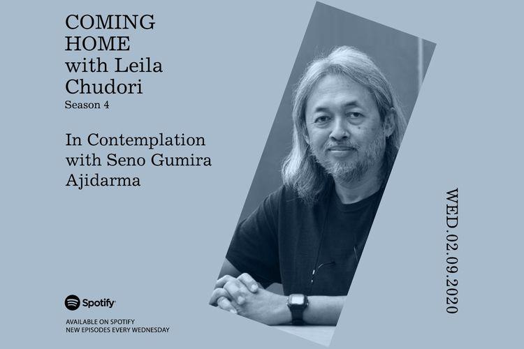Coming Home with Leila Chudori Feat. Seno Gumira Ajidarma