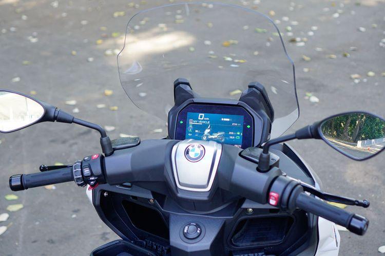 Tes ride BMW C400GT selama beberapa hari
