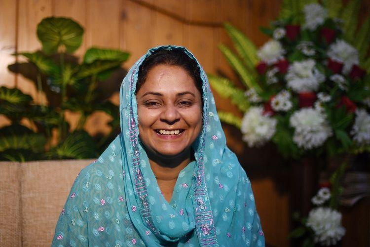 Asma Nawab (36) dituduh membunuh seluruh keluarganya pada 1998 dan dijatuhi hukuman mati. Namun, setelah bandingnya diterima MA Pakistan, Asma dibebaskan pada Kamis (5/4/2018).