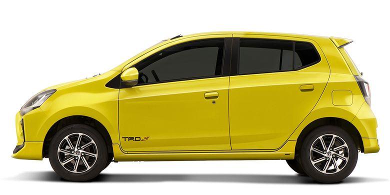 Toyota Wigo facelift di Filipina